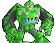 Transformers Rescue Bots – Boulder