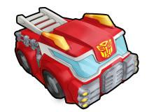 Transformers Rescue Bots – Heatwave