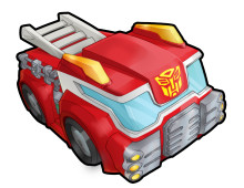 Transformers Rescue Bots – Heatwave