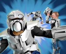 SNAPZ Costume Armor
