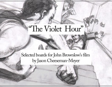 Violet Hour: Concept Boards