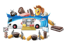 Hostess Vehicles