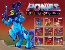 Ponies of the Universe