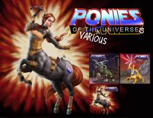 Ponies of Various Universes