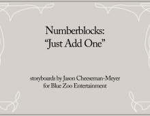 Numberblocks: Just Add One