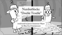 NumberBlocks: Double Trouble